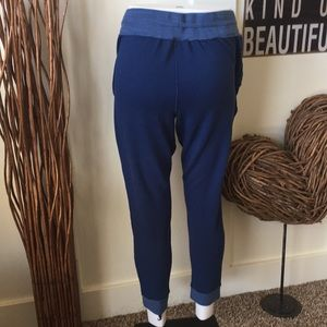 Mossimo Supply Co. Pants - Mossimo Supply Co. blue joggers w/zippered pockets
